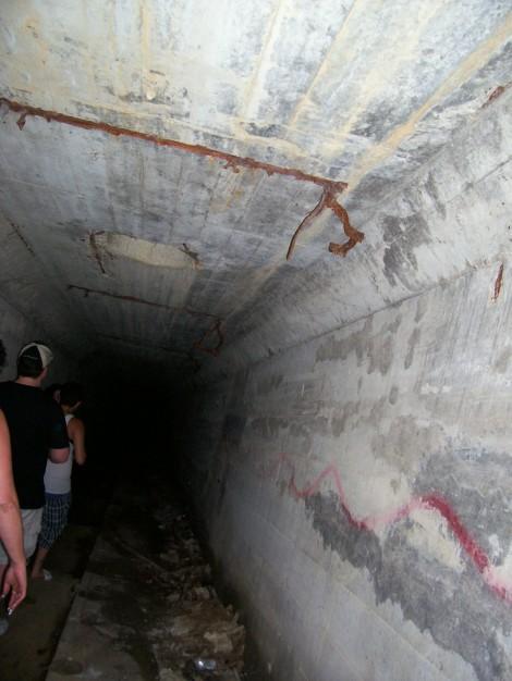 Haunted Waverly Hills Sanatorium Death Chute