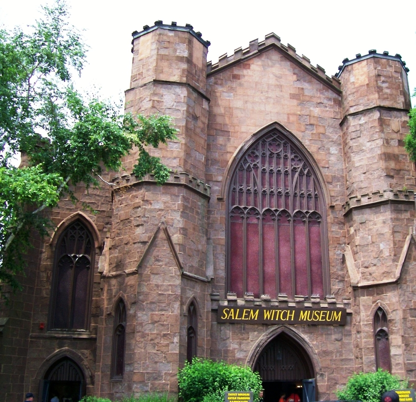 Salem Witch Museum Tickets - Included on Go Boston® Card