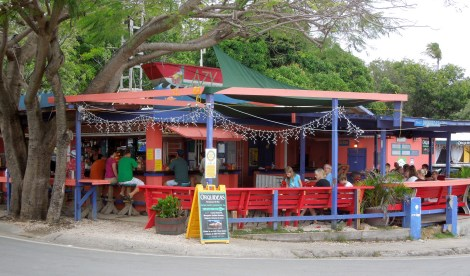 Where to eat on Vieques Island Puerto Rico