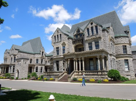 haunted-places-in-ohio-Ohio Reformatory