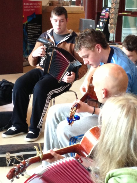 Traditional Music Education at University of Limerick