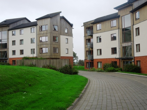 Housing at the University of Limerick