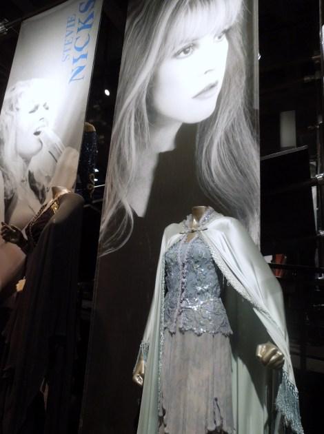 Stevie Nicks - love the dress!