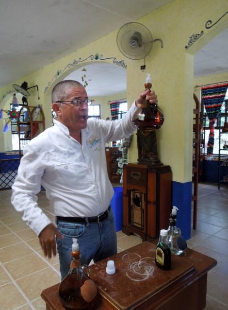 Tequila-tasting-Cozumel