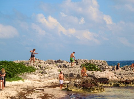 Beach-from-Cozumel-Mexico