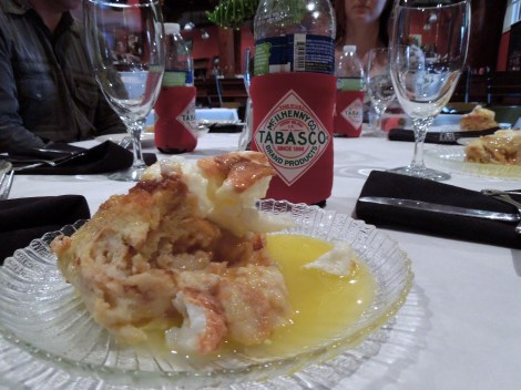 Tabasco food tour