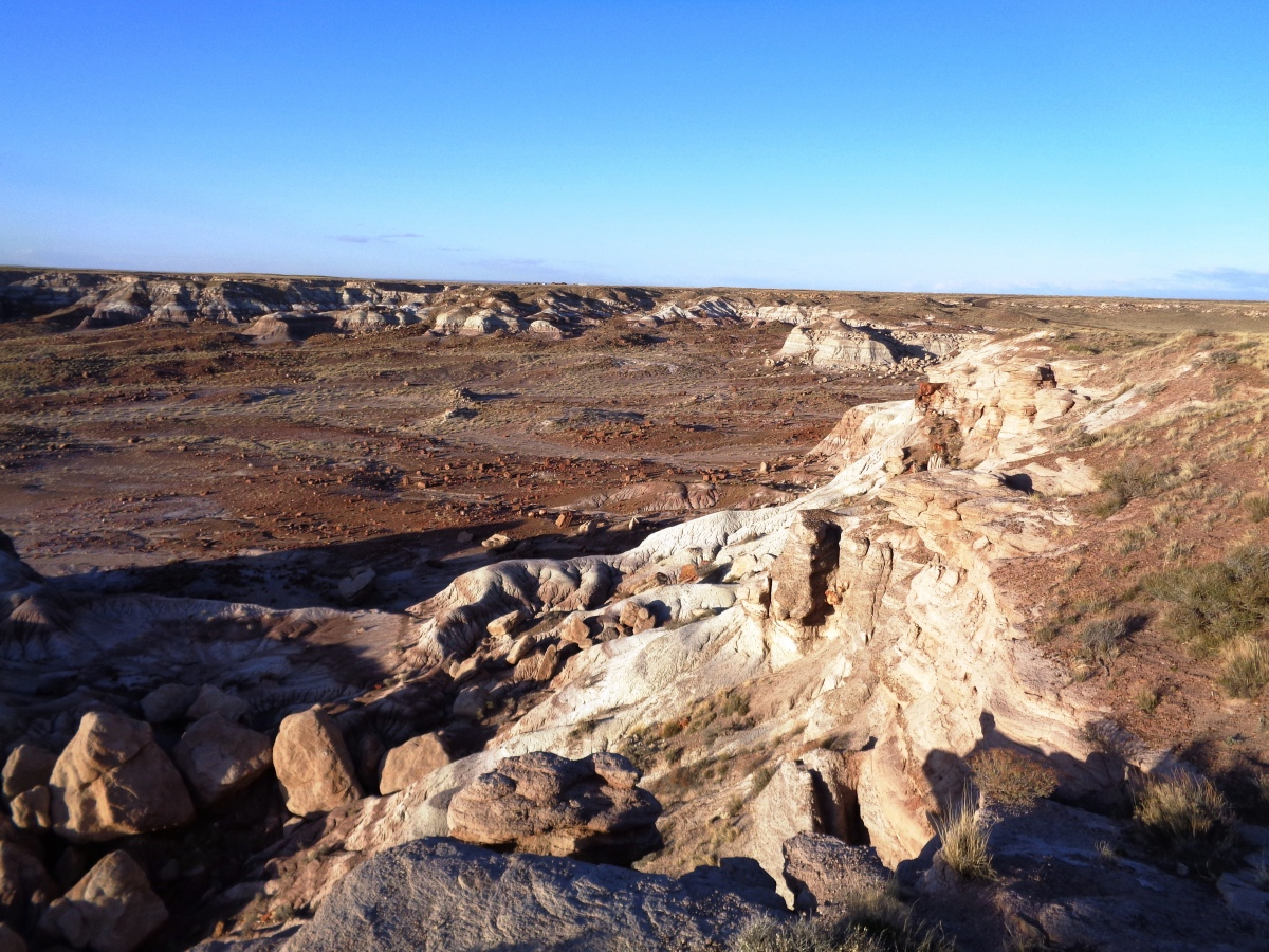 Grand Canyon or Painted Desert?