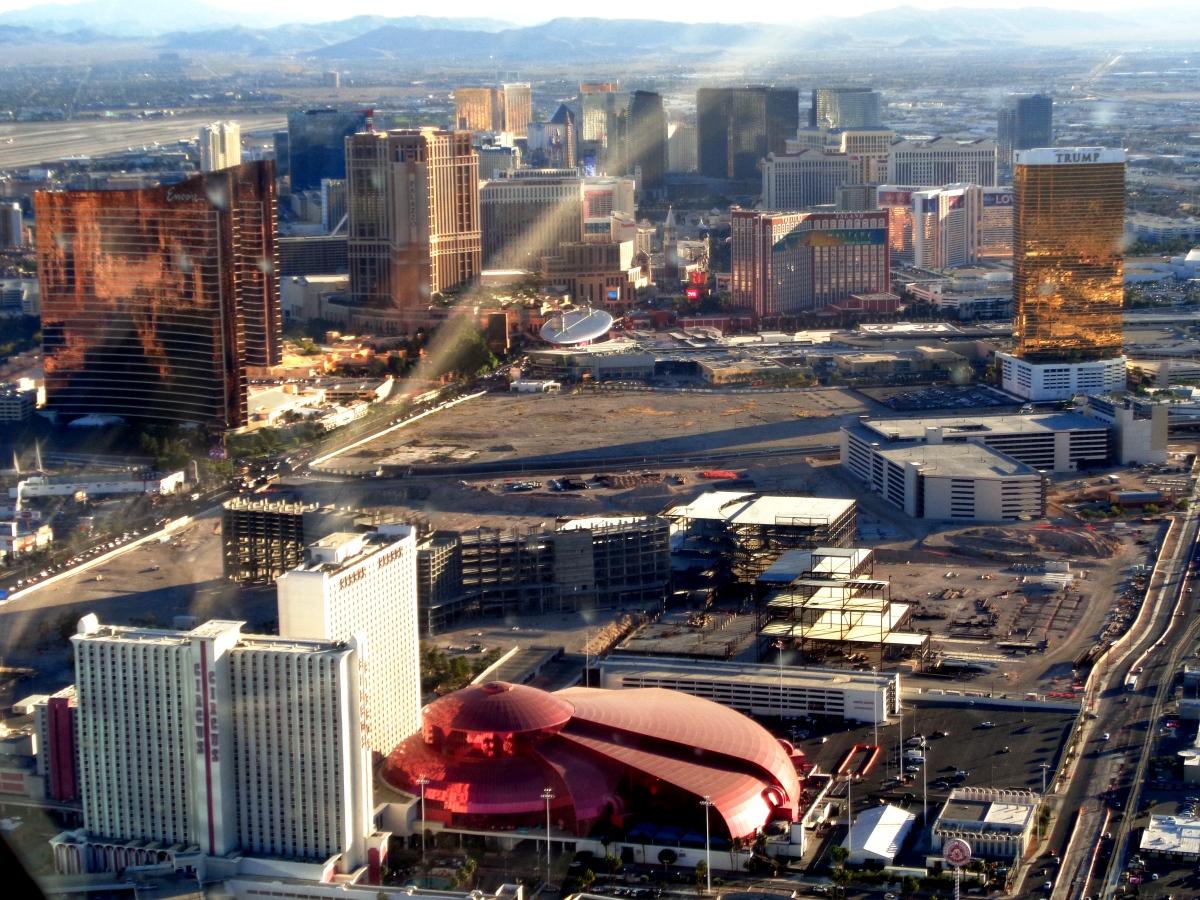 Las VegasGrand Canyon Helicopter Tour  Browsing The Atlas