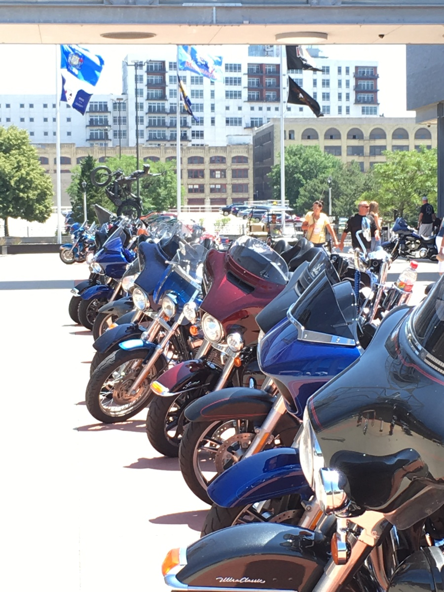where is the Harley Davidson Museum-motorcycles