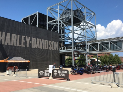 where is the Harley Davidson Museum-Milwaukee-Wisconsin