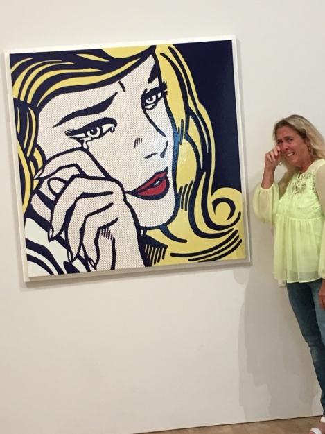 Woman in Yellow-Milwaukee Art Museum