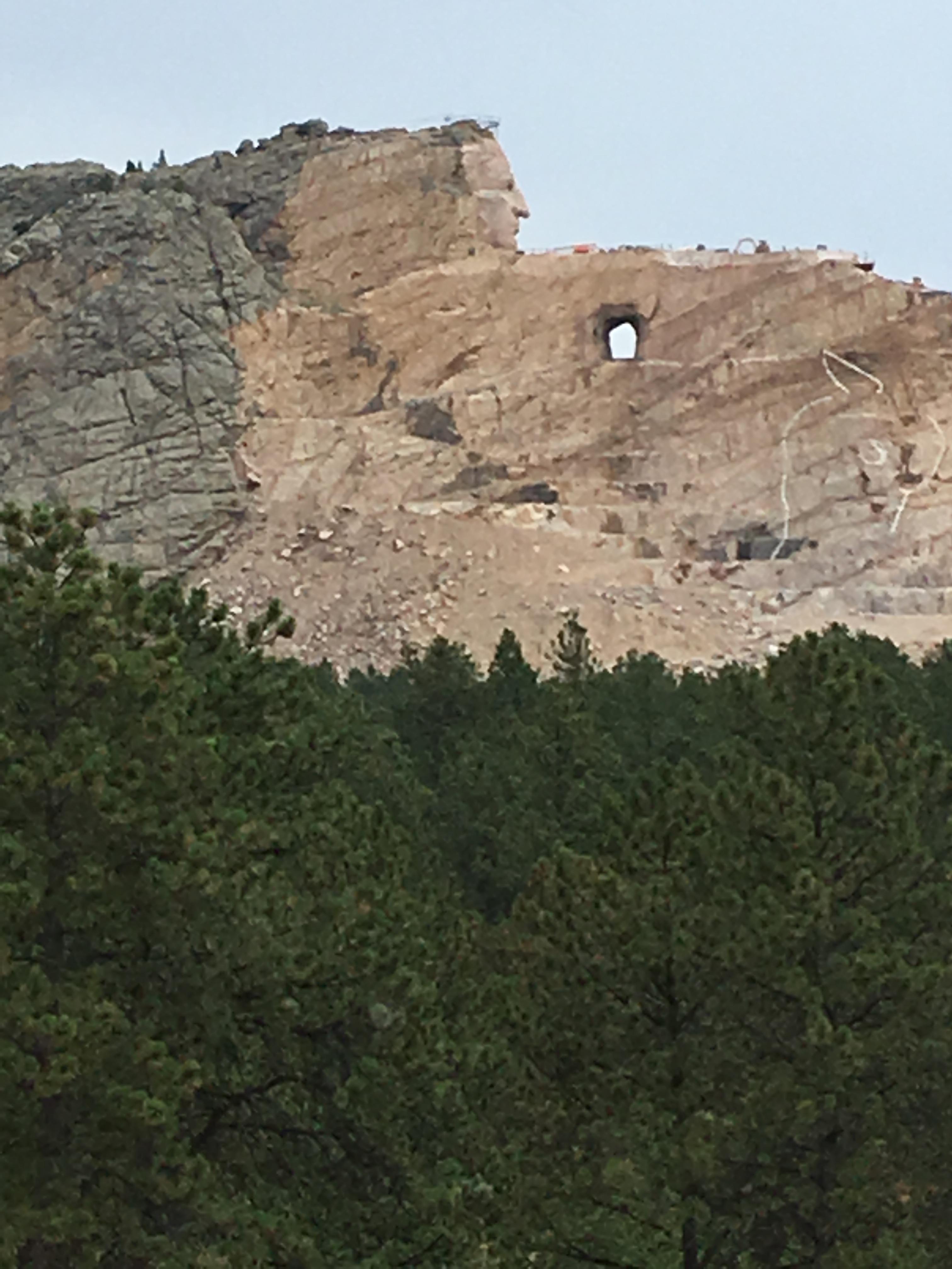 Crazy Horse Restaurant South Dakota