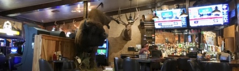 Huckleberry-Lager-beer-Bison-Bar-West-Yellowstone