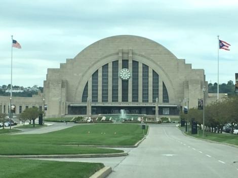 Cincinnati's Union Terminal Museum Center