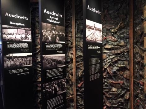 Cincinnati Holocaust Museum Auschwitz