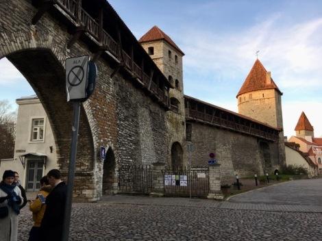 Walled medieval town of Tallinn VisitTallinn
