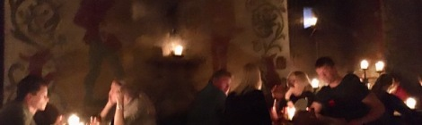 Candlelight Old Hansa Tallinn Medieval