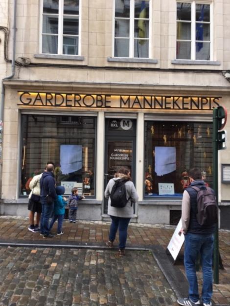 GardeRobe Museum Manneken Pis Costumes