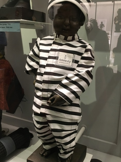 Manneken Pis Amnesty International costume