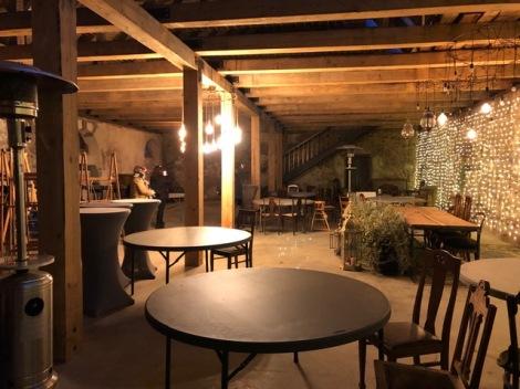 Abgunste Manor wedding space