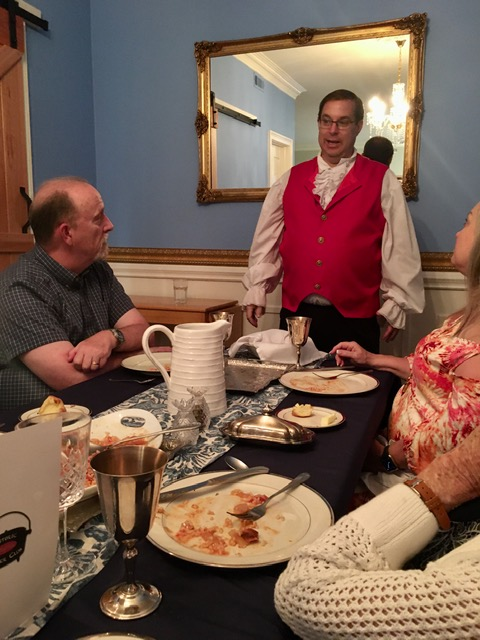 Historic Charleston Supper Club food tour